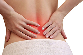 Hondrocream against lower back pain